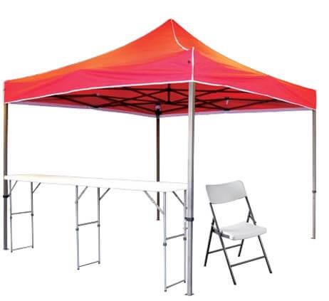 carpa mesas y sillas